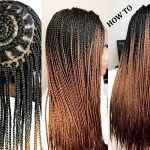 HOW TO CROCHET BRAIDS FOR BEGINNERS FROM A TO Z [Video]