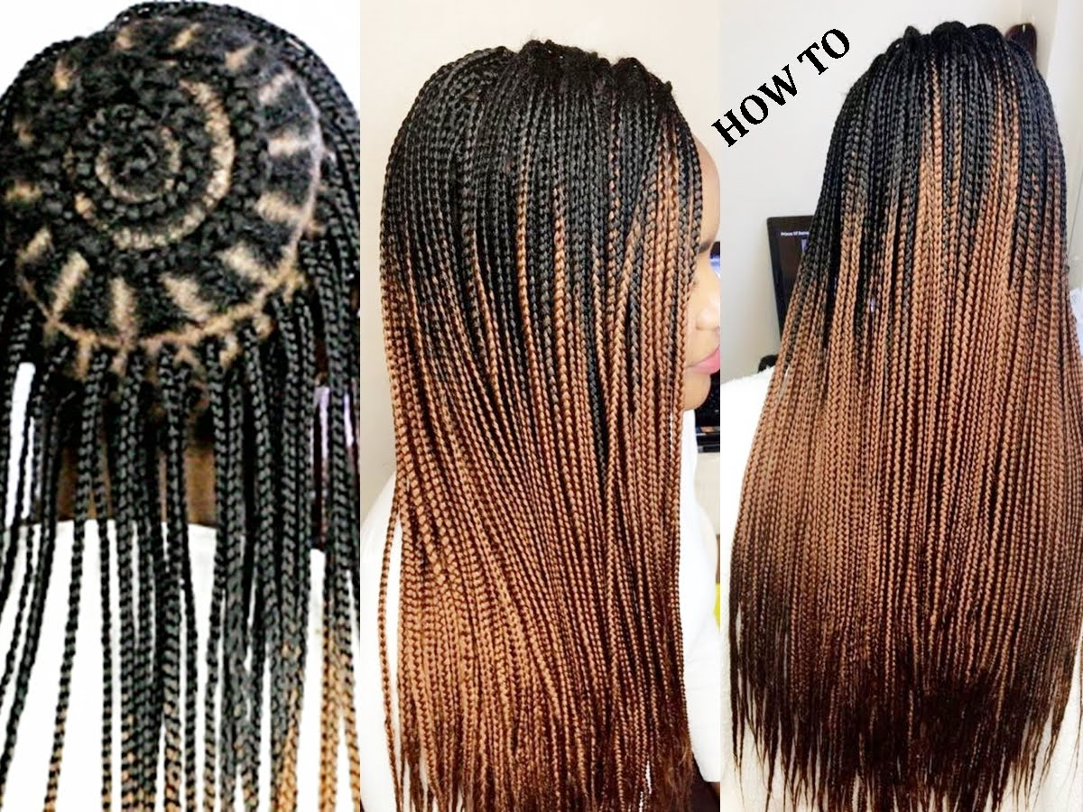 How To Crochet Braids For Beginners From A To Z Video