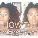 How To Crochet Braids Hairstyle for Beginners That LOOKS Like An Expensive Weave