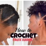 How TO Crochet FAUX HAWK with OverTheTopHairCollection [Video]