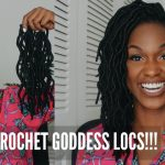How to Crochet Goddess Locs in less than 2 hours  [Video]