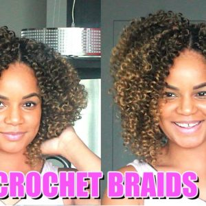 Crochet Hair Body Wave : How to CROCHET HAIR: Body Wave texture!!! (elevated styles) [Video]