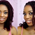How To Crochet Kinky Twists Onto Short Hair [Video]