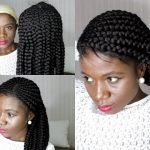 How To Do Big Cornrows Wig Method [Video]