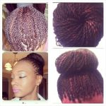 How To Do Mini Senegalese Twists [Video]