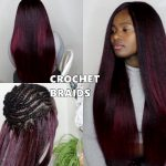 HOW TO DO NEAT CROCHET BRAIDS [Video]