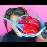 How To Dye Your Hair Bright Red Safely [Video]