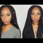 How to: Faux Loc Crochet Braids In 2 Hours [Video]