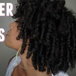 How To: Finger Coils | Natural Hair
