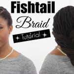 How To: Fishtail Braid on Locs [Video]