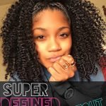 How to get a SUPER defined Twist Out!