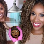 How To Get The Perfect Wash n' Go on a Sew-in [Video]