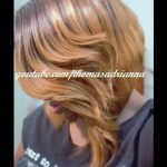 How To Install and Style U Part Bob Ombre Wig [Video]