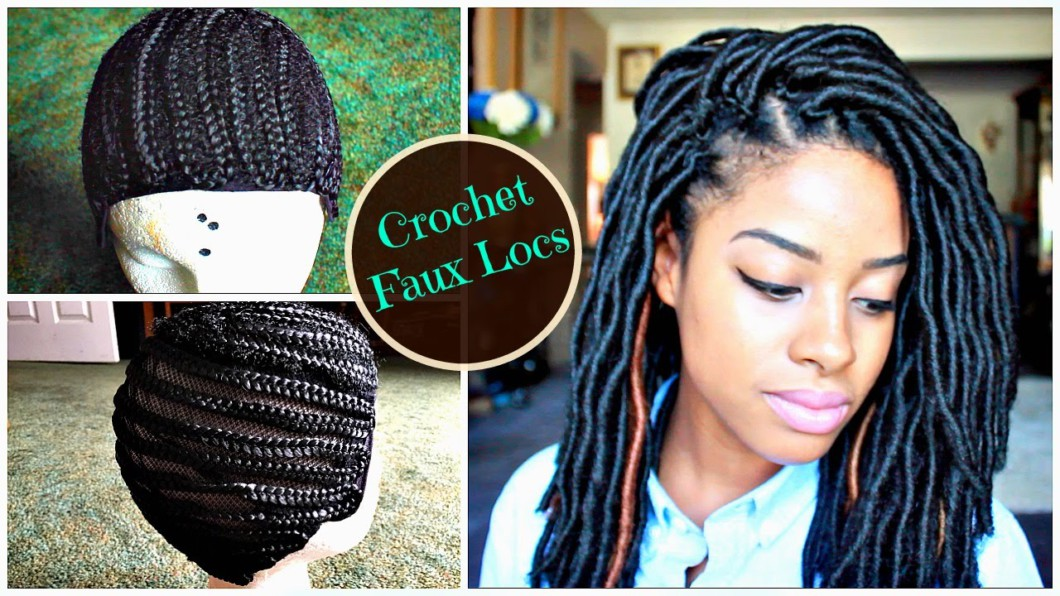 How To Install Quot Natural Looking Quot Crochet Faux Locs On