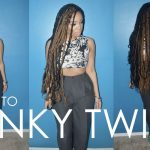 How To – Long Kinky Marley Twist [Video]