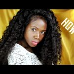 How to Make A Full Wig With a Lace Frontal From (Start To Finish) [Video]