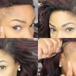 How To Make Your Lace Frontal Look Natural | No Edges | No Glue | Lace frontal Wig [Video]