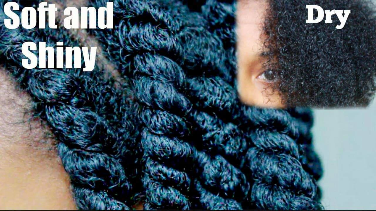 How To Moisturize Dry Low Porosity Natural Hair Black