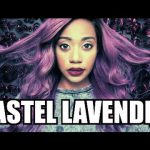 HOW TO: Pastel Lavender On Extensions [Video]