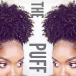 How To | Puff Tutorial On Natural Hair [Video]