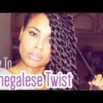 How-to Senegalese Twists like a Pro! [Video]