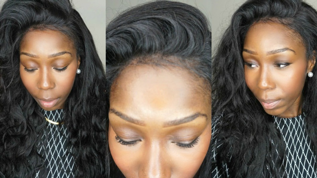 How To Slay Amp Lay A Lace Frontal Video Black Hair