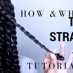 How to: Two Strand Twist Tutorial