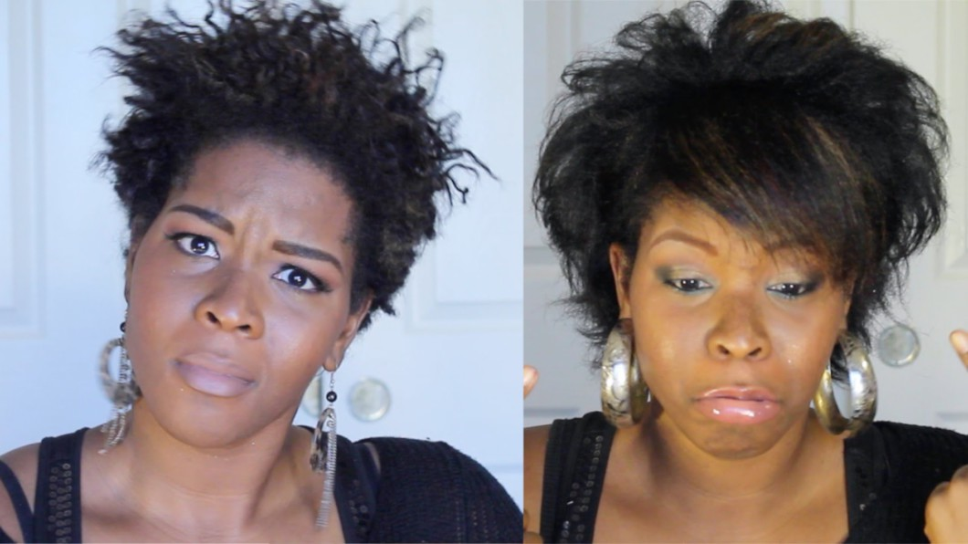 How Wen Works On 4c Hair Twist Out Using Wen By