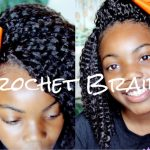 Kid Friendly Crotchet Braids Tutorial [Video]