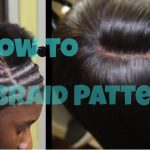 Lace Closure Sew in : How to: Braid Pattern [Video]