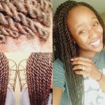 Large Senegalese Twists Tutorial – Invisible Method [Video]