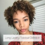 Long Lasting Twistout Definition | Natural Hair