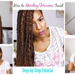 Marley Twists | Step-by-Step Tutorial
