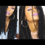 MICRO LOCS CROCHET BRAIDS | SISTER LOCS (FAUX) [Video]