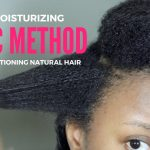 Moisturizing My Transitioning Natural Hair – LOC Method Tutorial [Video]