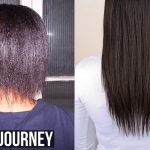 My Hair Growth Journey┃Relaxed Hair
