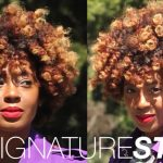 My Signature Style   Natural Hair [Video]