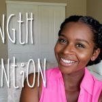 Natural Hair and Length Retention | My Thoughts [Video]