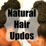 NATURAL HAIR UPDOS WITH MARLEY HAIR [Video]