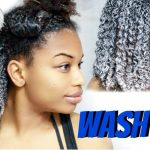 Natural Hair | WASH DAY ROUTINE Start to Finish! [Video]