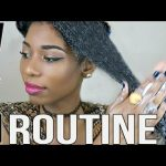Natural Hair Wash Routine To Stimulate Hair Growth
