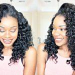 Natural Summer Curls!   Star Style Hair Brazilian Deep Curly [Video]