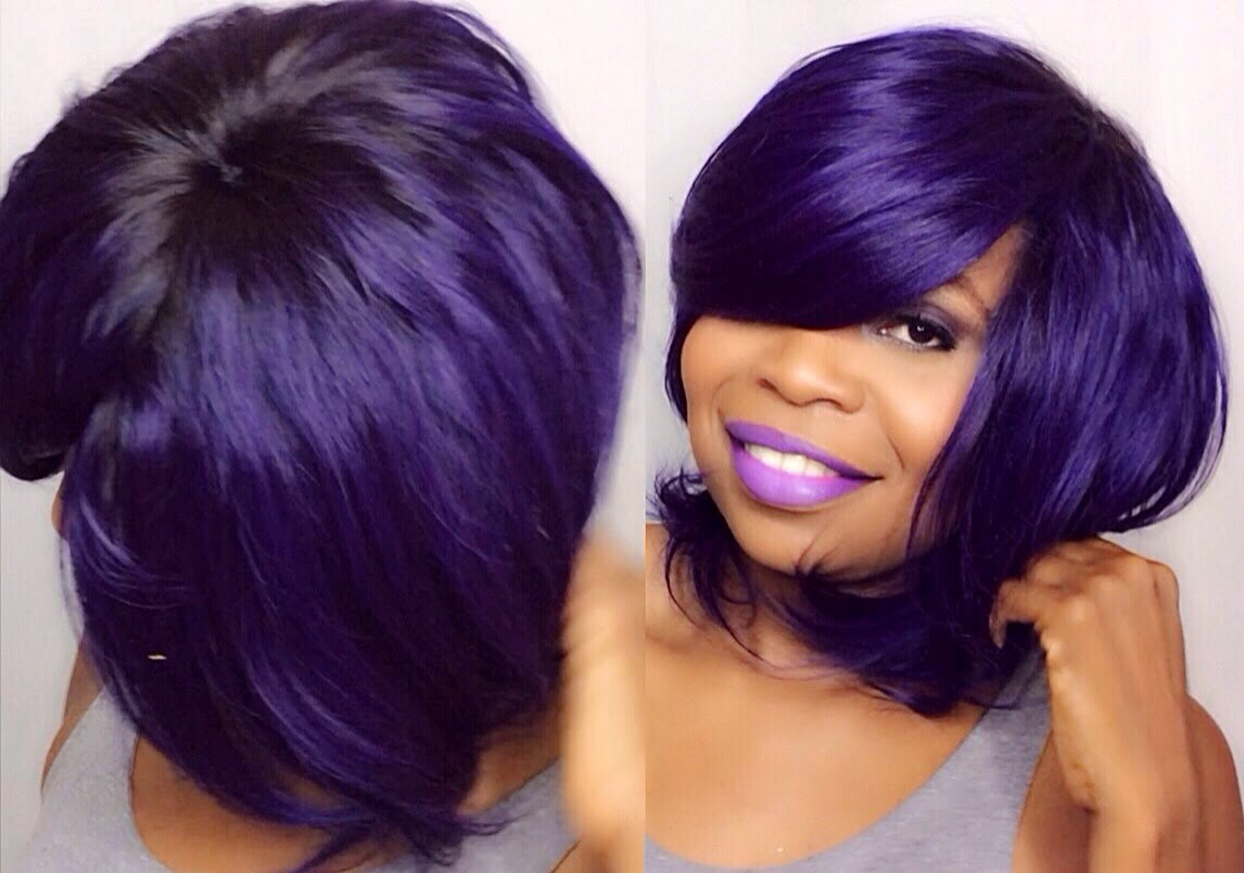 No Part Quick Weave Tutorial [Video]