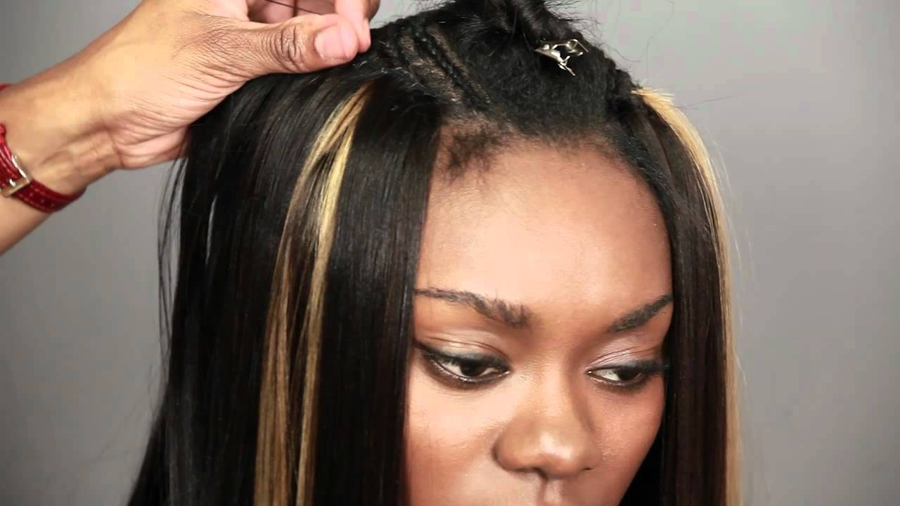 Paris Swing Bob Sew In And Cut Video Black Hair Information