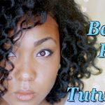 Perfect Smooth & Sleek Bantu Knot Out on Natural Hair – No Frizz