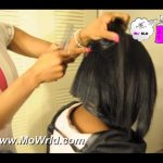 Quick Weave Bob With Invisible Part, No Leave Out [Video]