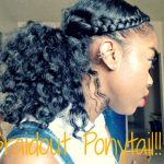 Really Cute Style – Braidout Ponytail Tutorial