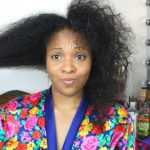 Relaxed Hair Care Routine: Pre Poo Treatment W/ Natural Hair Growth Oils