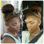 Simple Chic Protective Style [Video]