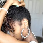 Simple Summer Style Using Clip Ins [Video]